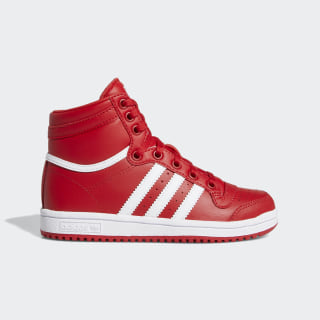 Top Ten Hi Shoes Scarlet / Cloud White / Scarlet EF2835