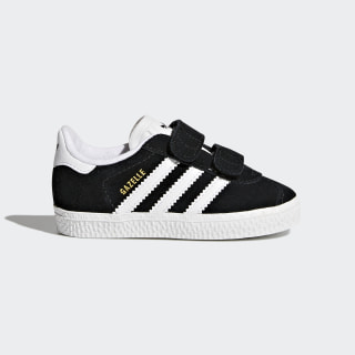 Gazelle Schuh Core Black / Cloud White / Cloud White CQ3139
