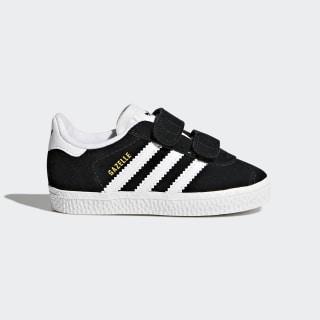 Sapatos Gazelle Core Black / Cloud White / Cloud White CQ3139