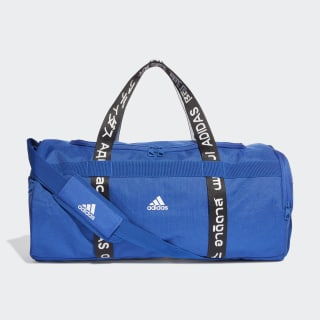 4ATHLTS Duffeltas Medium Team Royal Blue / Black / White FJ4452