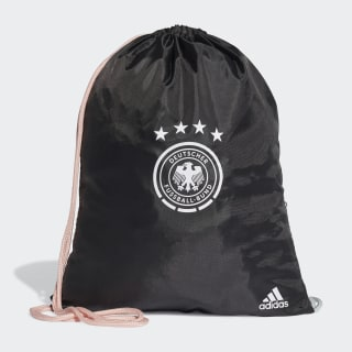 Germany Gym Sack Carbon / White FJ0824