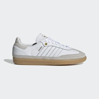 Tenis SAMBA OG W RELAY Cloud White / Cloud White / Grey CG6515