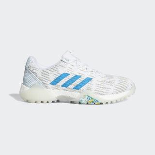 CodeChaos Primeblue Golfschoenen Cloud White / Sharp Blue / Blue Spirit FU7009