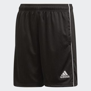 Short da allenamento Core 18 Black / White CE9030