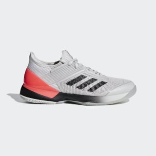 Adizero Ubersonic 3.0 sko Grey One / Core Black / Ftwr White AH2137