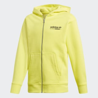 Kaval Hoodie Shock Yellow DQ1709