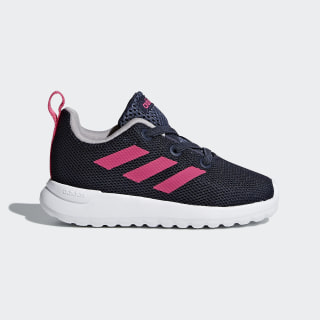 Zapatillas LITE RACER CLN I TRACE BLUE F17/SHOCK PINK/FTWR WHITE BB7053