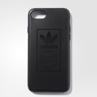 TPU Hard Cover iPhone 7 Black / Black BI8067