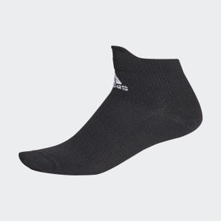 Alphaskin Enkelsokken Black / White / Black FK0951