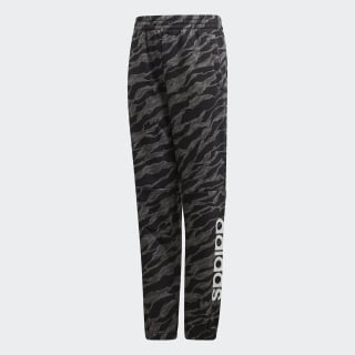 Pantalón Linear Dark Grey Heather / Black / White DJ1782