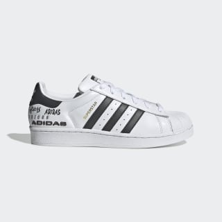 Zapatillas SUPERSTAR W Cloud White / Grey Six / Cloud White EH1214