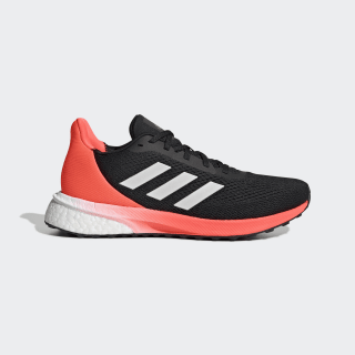 Astrarun Shoes Core Black / Cloud White / Signal Coral EH1528