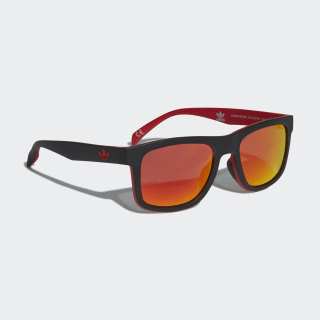 Солнцезащитные очки black / scarlet / scarlet CK4827