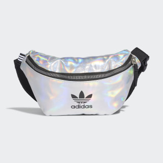 Metallic Waist Bag Silver Metallic / Iridescent FL9632