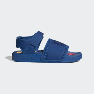 Pharrell Williams Adilette 2.0 Sandals Blue / Blue FU7613