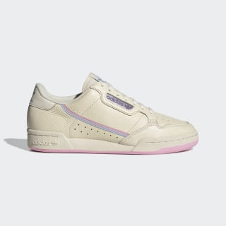 Continental 80 Shoes Ecru Tint / True Pink / Periwinkle G27726