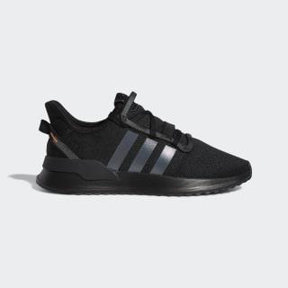 U_Path Run Shoes Core Black / Cloud White / Solar Orange FW0192