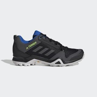 Chaussure de randonnée Terrex AX3 Core Black / Solid Grey / Signal Green EF3314