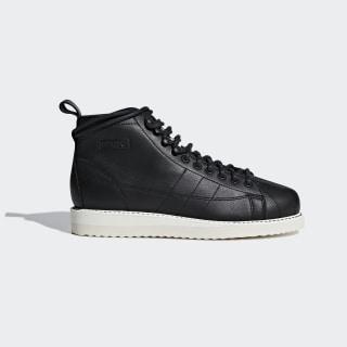 Ботинки Superstar core black / core black / off white AQ1213