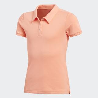 Tournament Polo Shirt Chalk Coral CD6767
