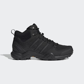 Terrex Swift R2 Mid GTX Shoes Core Black / Core Black / Core Black CM7500