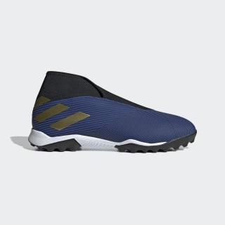 Chuteira Nemeziz 19.3 Society football blue/gold met./core black EF0387