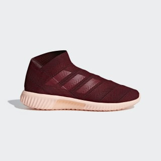 Nemeziz Tango 18.1 Trainers Maroon / Collegiate Burgundy / Clear Orange AC7357