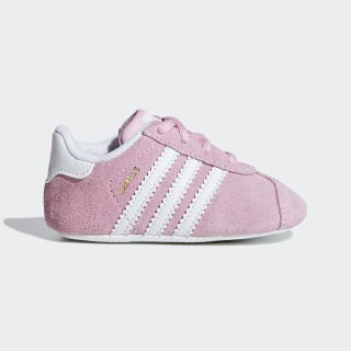 Gazelle Shoes True Pink / Cloud White / Gold Met. CG6542