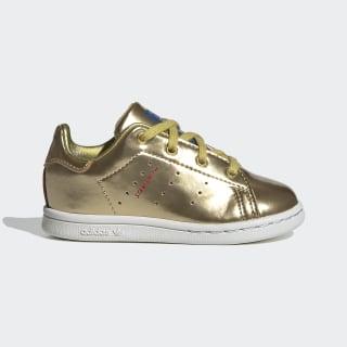 Stan Smith Shoes Gold Metallic / Gold Metallic / Crystal White FW8082