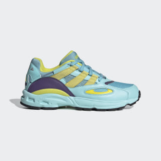 Scarpe LXCON 94 Clear Aqua / Light Aqua / Shock Yellow EG8790