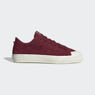 Nizza RF Shoes Collegiate Burgundy / Collegiate Burgundy / Off White EE5610