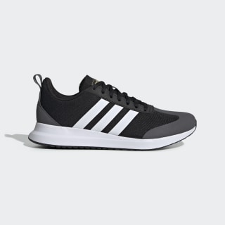 Run 60s Shoes Core Black / Cloud White / Grey Six EE9737