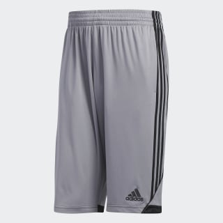 3G Speed Shorts Grey / Black CZ1296