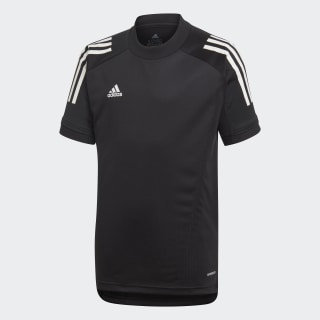 Camisola de Treino Condivo 20 Black / White ED9224