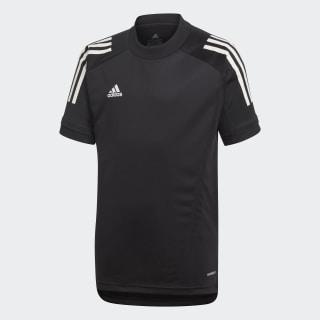 T-shirt da allenamento Condivo 20 Black / White ED9224