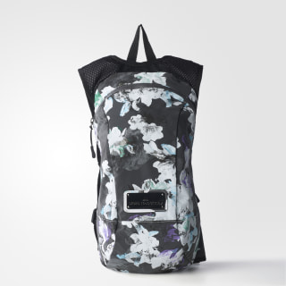 Women's Floral Print Backpack Multicolor/Black Reflective S94856