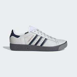 Forest Hills Schuh Crystal White / Collegiate Navy / Grey One EE5748