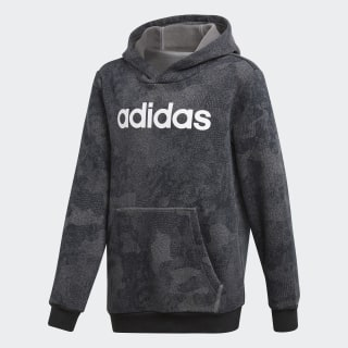 Sudadera Essentials Linear GREY FOUR F17/BLACK/WHITE CF6496