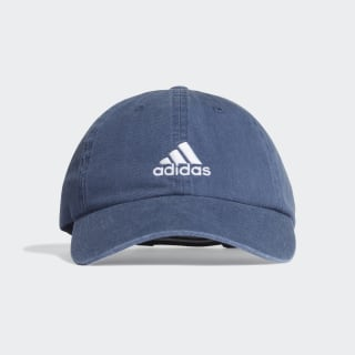 Dad Cap Tech Indigo / Tech Indigo / White FK3191