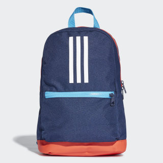 Mochila 3-Stripes Collegiate Navy / Active Red / White DW4760