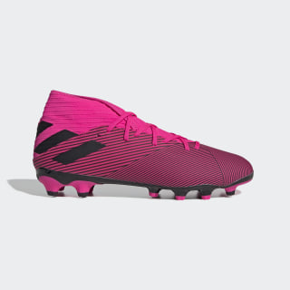 Nemeziz 19.3 Multi-Ground Boots Shock Pink / Core Black / Shock Pink EF8024