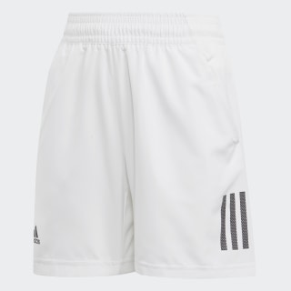 3-Stripes Club Shorts White / Black DU2489