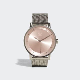 DISTRICT_M1 Watch Silver Metallic / Light Pink CK3123