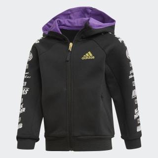 LB DY BP FZ HD Black / Active Purple ED6453