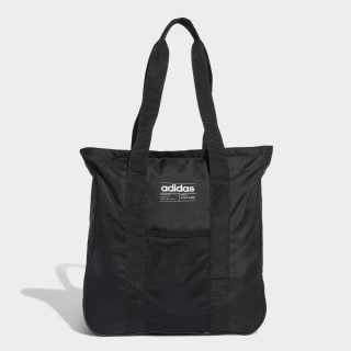 Bolso Tote Brilliant Basics Black / Black / White FL3687