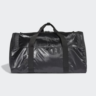 Bolsa de deporte Duffel Black / Black / White FP8432