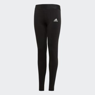 Must Haves 3-Stripes Leggings Black / White ED4620