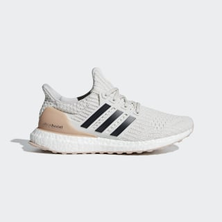 Ultraboost Shoes Running White / Carbon / Cloud White BB6492