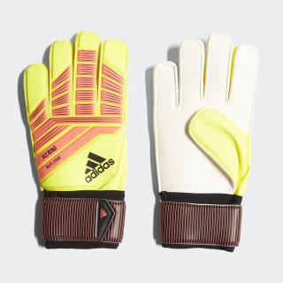 Predator Replique Gloves Solar Yellow / Solar Red / Black CW5600