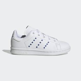 Sapatos Stan Smith Cloud White / Cloud White / Team Royal Blue EG6501